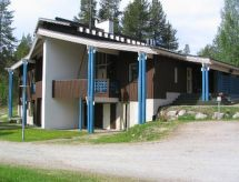 Lieksa - Vakantiehuis Hiisiranta b1