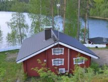 Rautjärvi - Ferienhaus Hirviharju