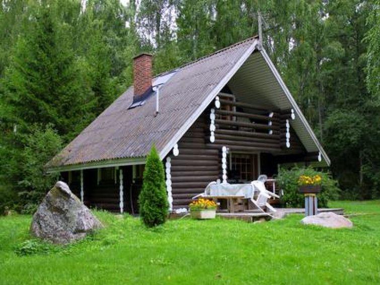 Feriehus for grill og med ovn