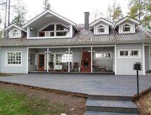 Karvia - Ferienhaus Hormasaari