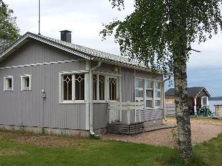 Feriehus Pikkuhorma med mikrobølgeovn og tv