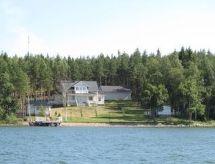 Kemiönsaari - Ferienhaus Villa les iles