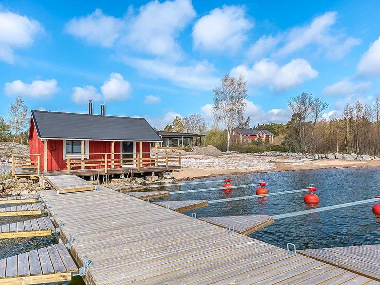 met je hond naar dit vakantiehuis in Kemiönsaari