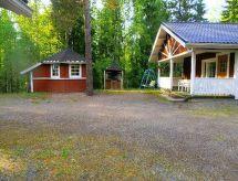 Somero - Holiday House Mäkimökki, pohjolan lomamökit