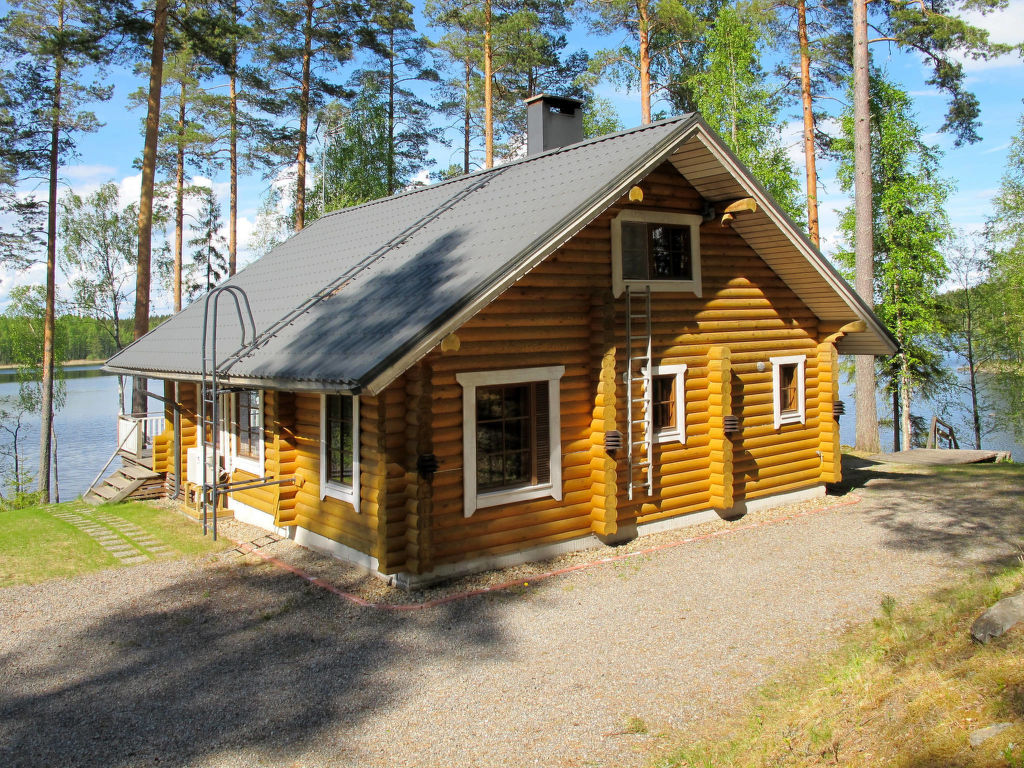 Ferienhaus Kuha (FIT079) (106462), Vesijako, , Ostfinnland, Finnland, Bild 3
