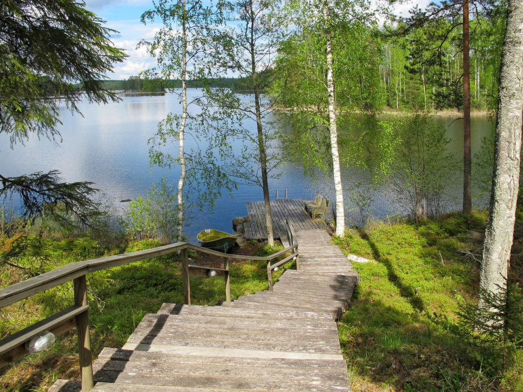 Ferienhaus Kuha (FIT079) (106462), Vesijako, , Ostfinnland, Finnland, Bild 17