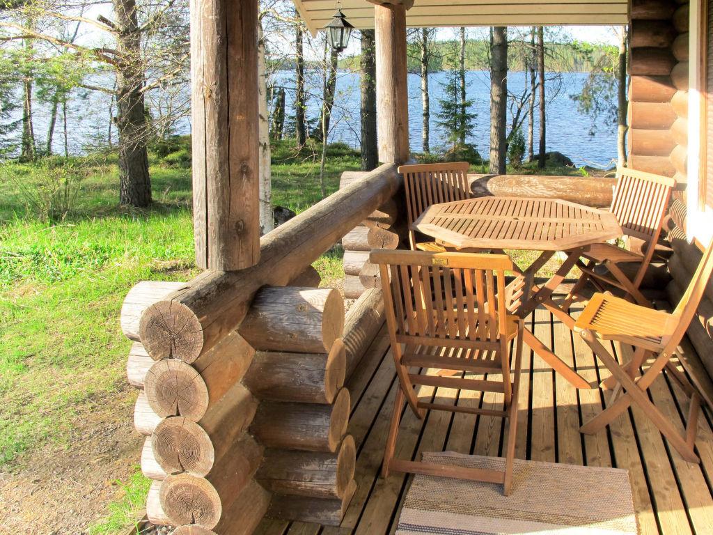 Maison de vacances Ahven (FIT078) (105295), Vesijako, , Est de la Finlande, Finlande, image 3