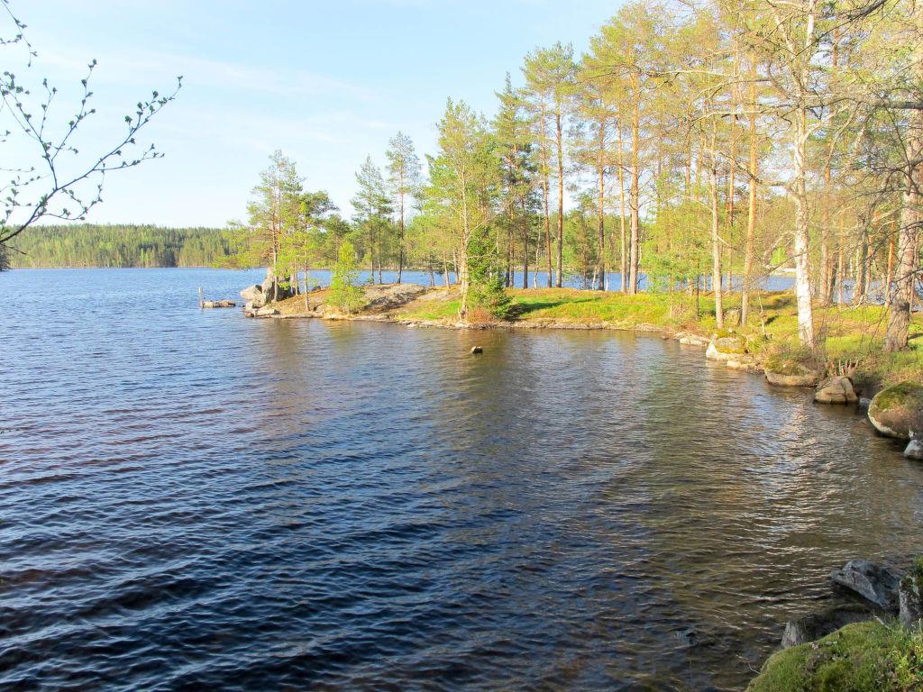 Ferienhaus Ahven (FIT078) (105295), Vesijako, , Ostfinnland, Finnland, Bild 12