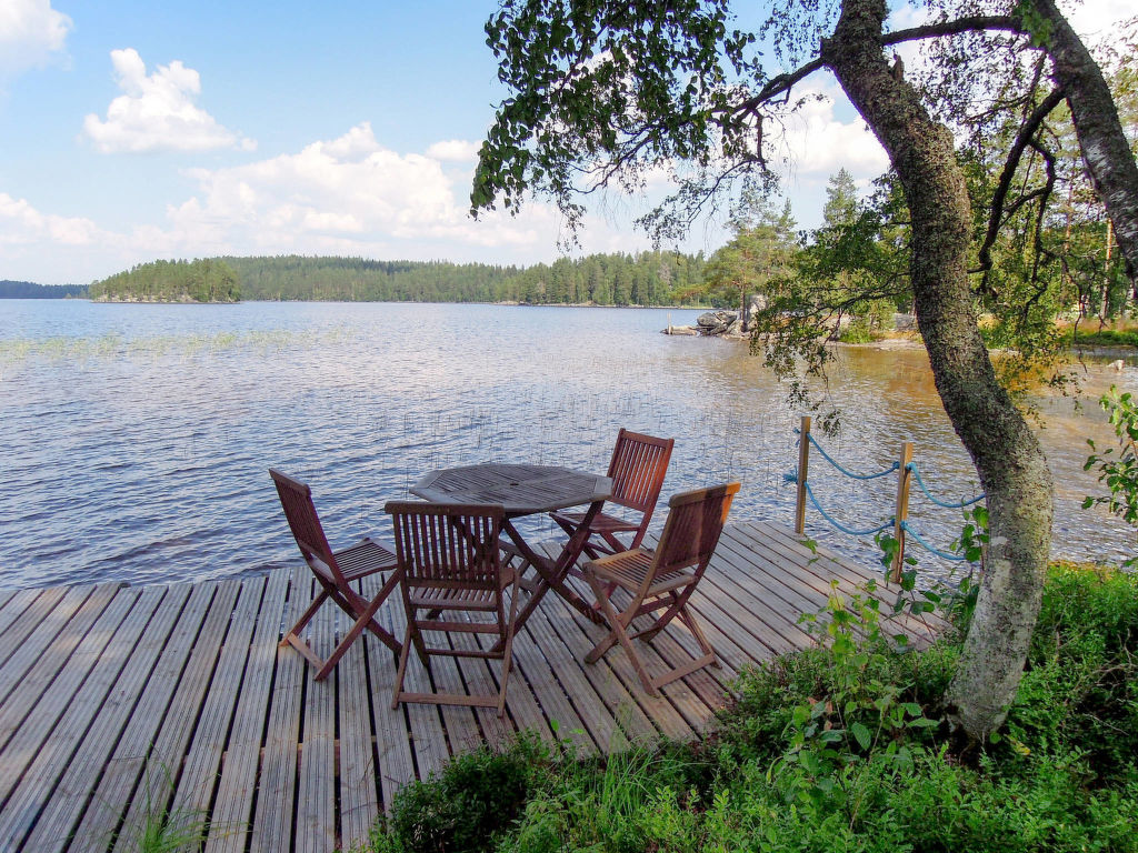 Ferienhaus Ahven (FIT078) (105295), Vesijako, , Ostfinnland, Finnland, Bild 13