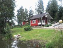 Kärkölä - Maison de vacances Rantamökki