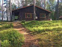 Kaavi - Ferienhaus Lomatalo laurinniemi