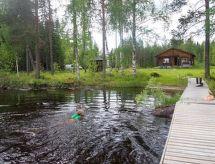 Kiuruvesi - Ferienhaus Törmä