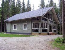 Kiuruvesi - Ferienhaus Kärkelä