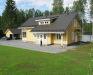 Foto 1 interior - Casa de vacaciones Mielikki, Kuopio