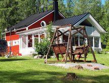 met je hond naar dit vakantiehuis in Kuopio