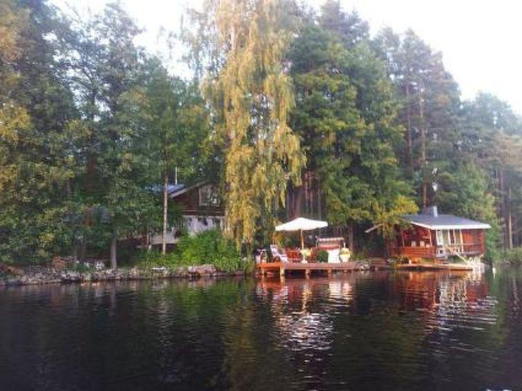 met je hond naar dit vakantiehuis in Leppävirta