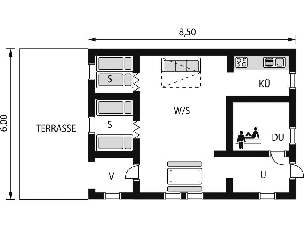 Ferienhaus Honka II (FIJ013) (135017), Leppävirta, , Ostfinnland, Finnland, Bild 18