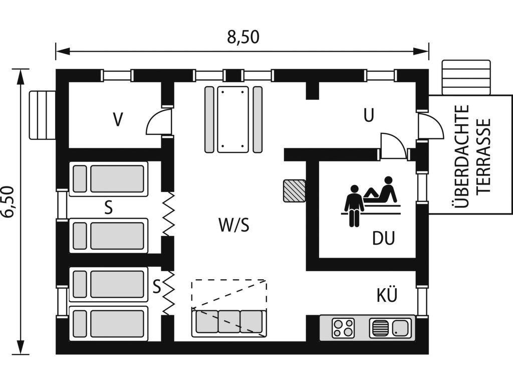 Ferienhaus Honka I (FIJ015) (2619741), Leppävirta, , Ostfinnland, Finnland, Bild 20