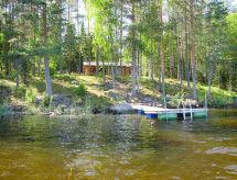 Leppävirta - Vakantiehuis Kastikainen (FIJ099)
