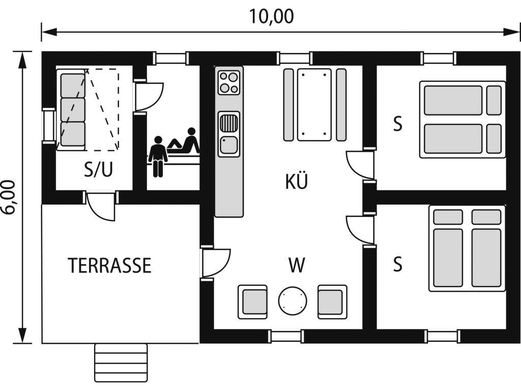 Ferienhaus Kastikainen (FIJ099) (2619745), Leppävirta, , Ostfinnland, Finnland, Bild 14