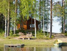 Nilsiä - Dom wakacyjny Rinnepelto lomamökit