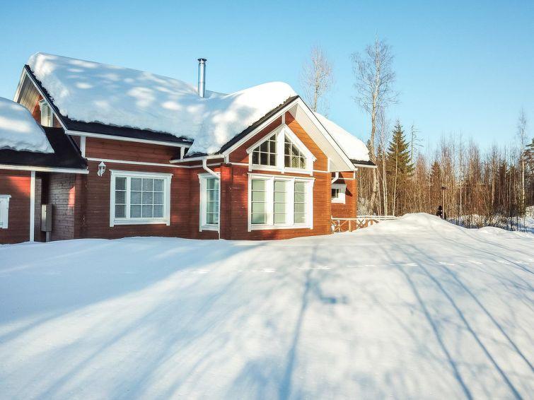 met je hond naar dit vakantiehuis in Nilsiä