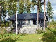 Rautalampi - Maison de vacances Runoniekka