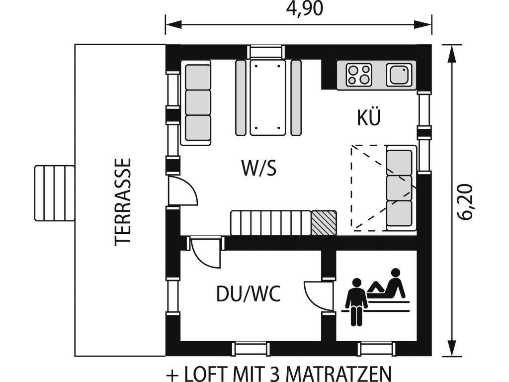 Ferienhaus Komulainen (FIJ150) (107356), Sonkajärvi, , Ostfinnland, Finnland, Bild 13