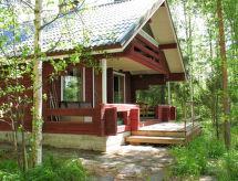Tuusniemi - Maison de vacances Ferienhaus mit Sauna (FIJ106)