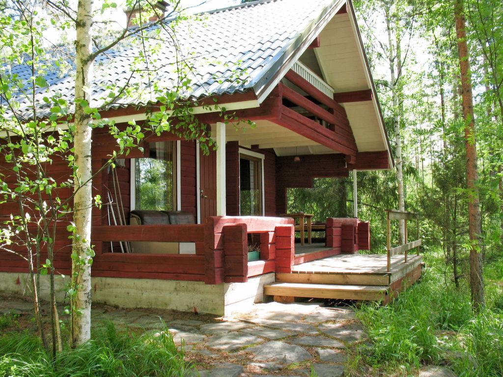 Ferienhaus Hanttu (FIJ106) (111164), Tuusniemi, , Ostfinnland, Finnland, Bild 1