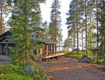 Tuusniemi - Apartment Ferienhaus mit Sauna (FIJ079)