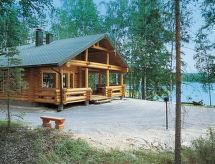 Tuusniemi - Maison de vacances Ferienhaus mit Sauna (FIJ022)