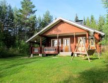 Tuusniemi - Maison de vacances Ferienhaus mit Sauna (FIJ065)
