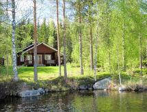 Tuusniemi - Maison de vacances Ferienhaus mit Sauna (FIJ066)