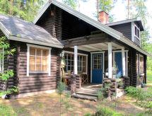 Tuusniemi - Ferienhaus Ferienhaus mit Sauna (FIJ083)