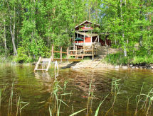 Tuusniemi - Maison de vacances Ferienhaus mit Sauna (FIJ086)