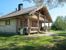 Tuusniemi - Ferienhaus Ferienhaus mit Sauna (FIJ096)