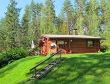 Tuusniemi - Maison de vacances Ferienhaus mit Sauna (FIJ115)