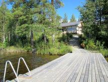 Tuusniemi - Maison de vacances Ferienhaus mit Sauna (FIJ117)