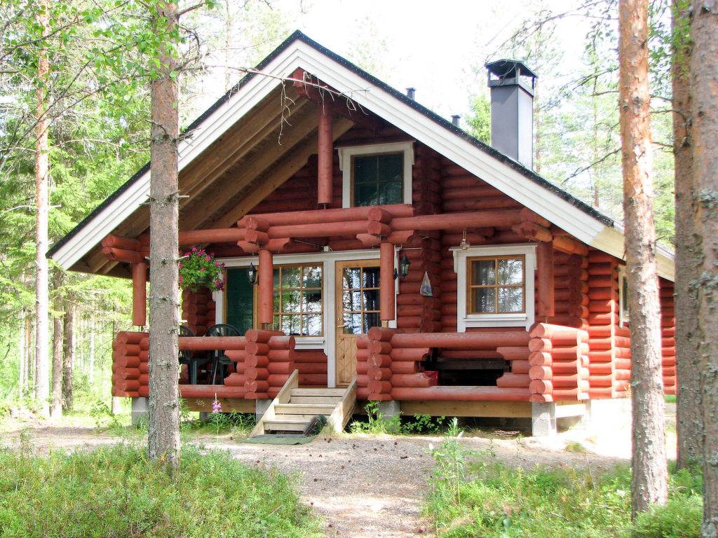 Maison de vacances Komulainen (FIJ150) (107356), Sonkajärvi, , Est de la Finlande, Finlande, image 1