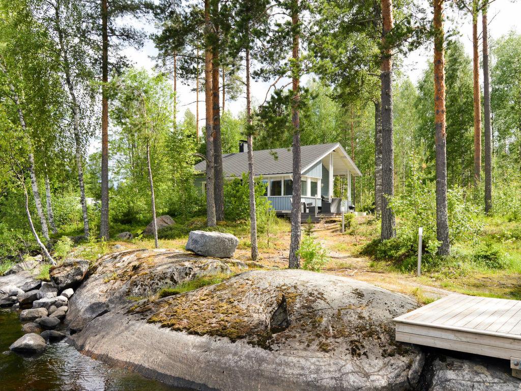 Ferienhaus Käpälämäki (FIJ044) (2489683), Simanala, , Ostfinnland, Finnland, Bild 2