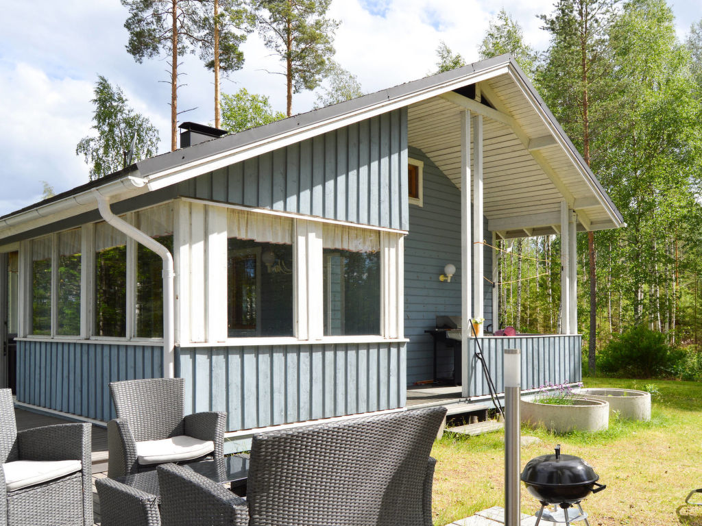 Ferienhaus Käpälämäki (FIJ044) (2489683), Simanala, , Ostfinnland, Finnland, Bild 3