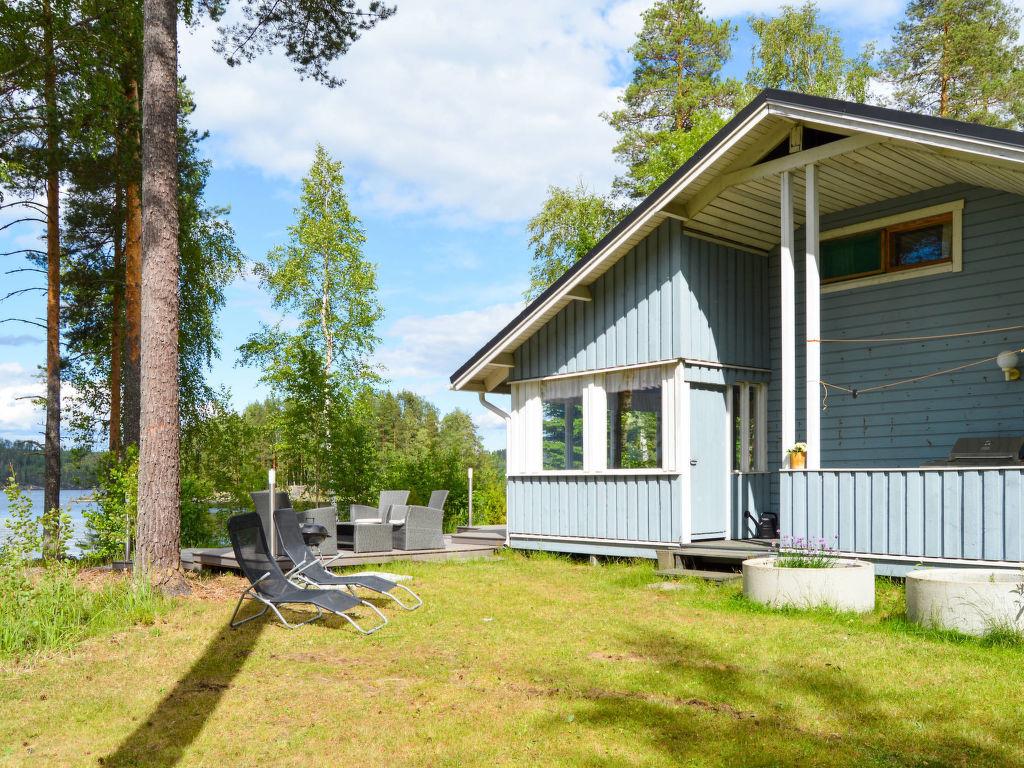 Ferienhaus Käpälämäki (FIJ044) (2489683), Simanala, , Ostfinnland, Finnland, Bild 4