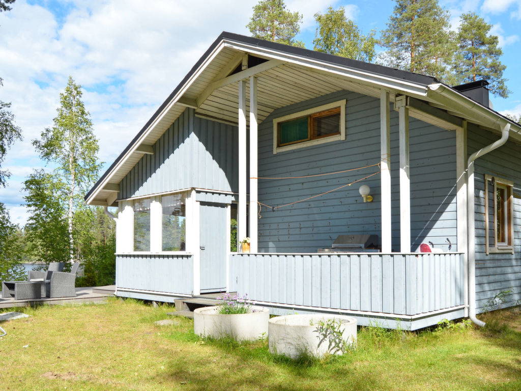 Ferienhaus Käpälämäki (FIJ044) (2489683), Simanala, , Ostfinnland, Finnland, Bild 5
