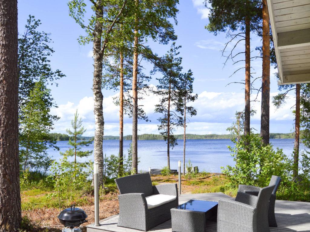 Ferienhaus Käpälämäki (FIJ044) (2489683), Simanala, , Ostfinnland, Finnland, Bild 9