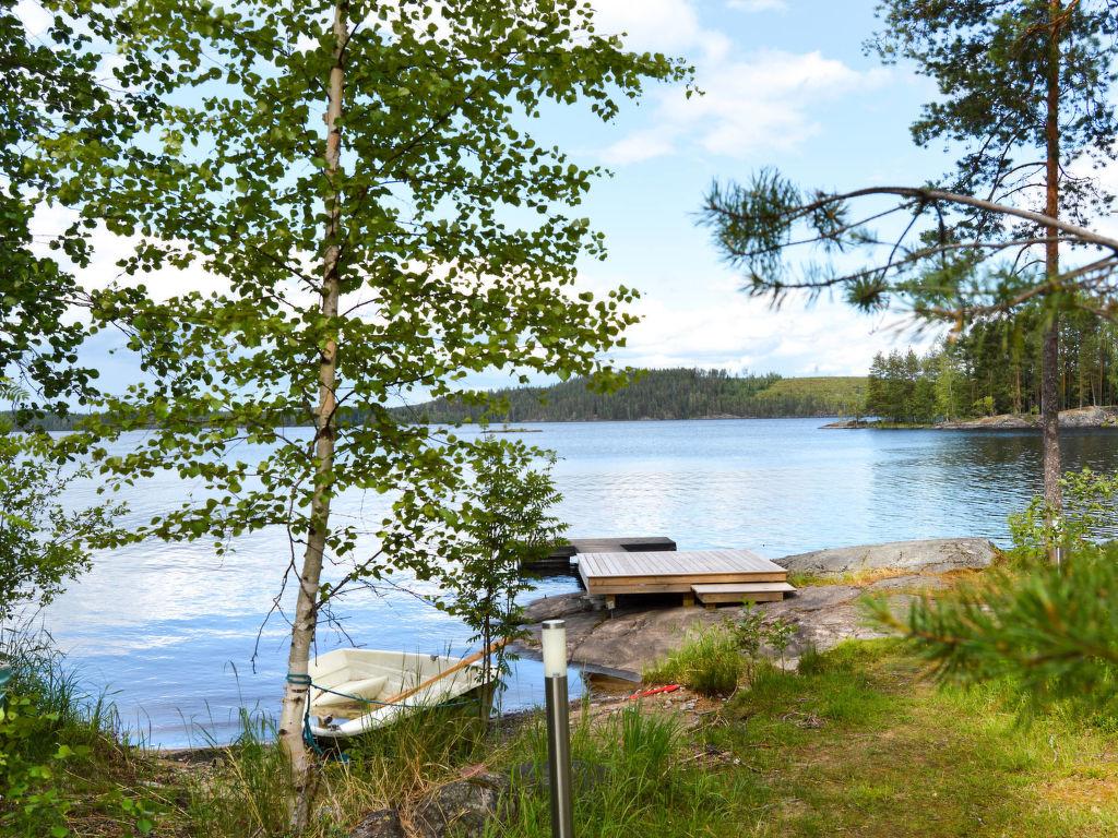 Ferienhaus Käpälämäki (FIJ044) (2489683), Simanala, , Ostfinnland, Finnland, Bild 26