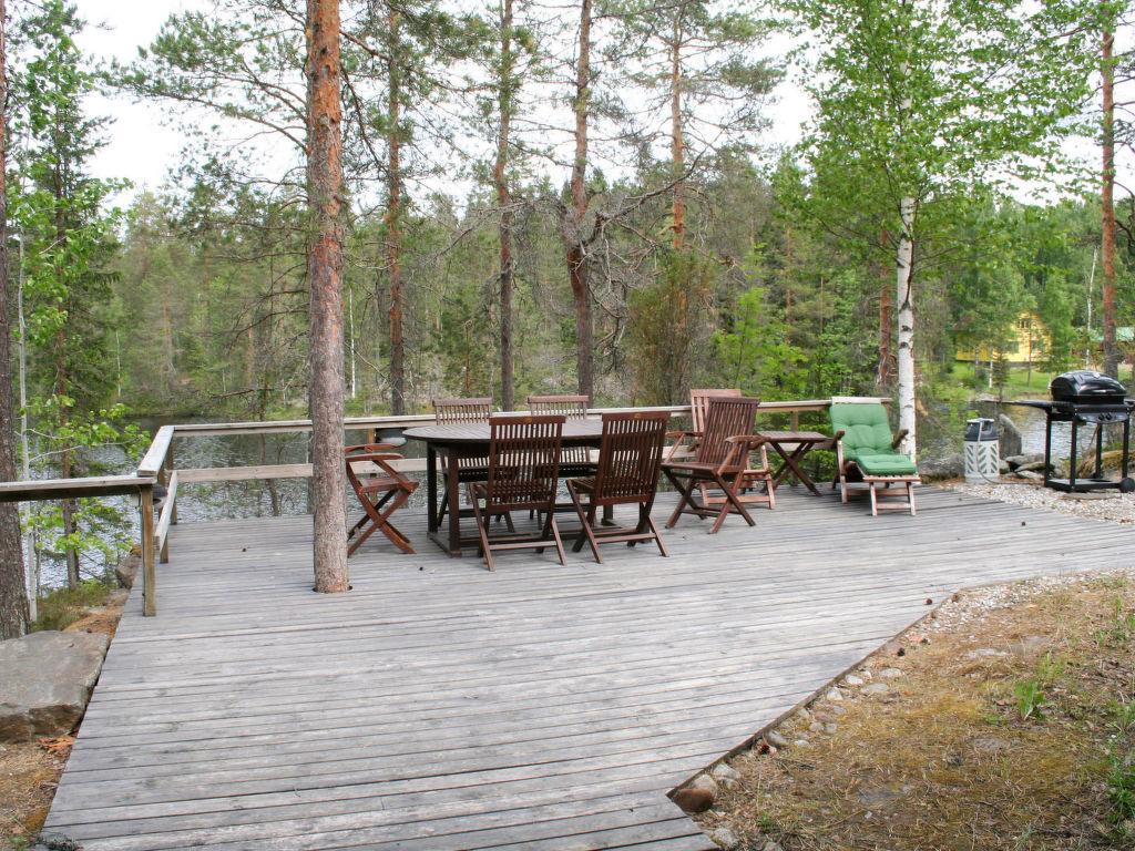 Maison de vacances Pahkahovi (FIJ043) (112808), Enonkoski, , Est de la Finlande, Finlande, image 1