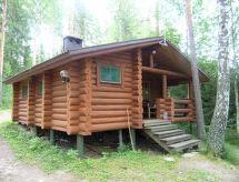 Hirvensalmi - Dom wakacyjny Pyöriäinen