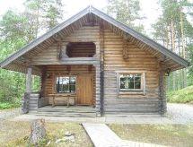 Juva - Vakantiehuis Mökinniemi