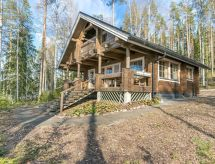 Kangasniemi - Maison de vacances Pirttiniemi